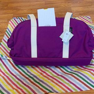 Brand new Kate spade weekender bag